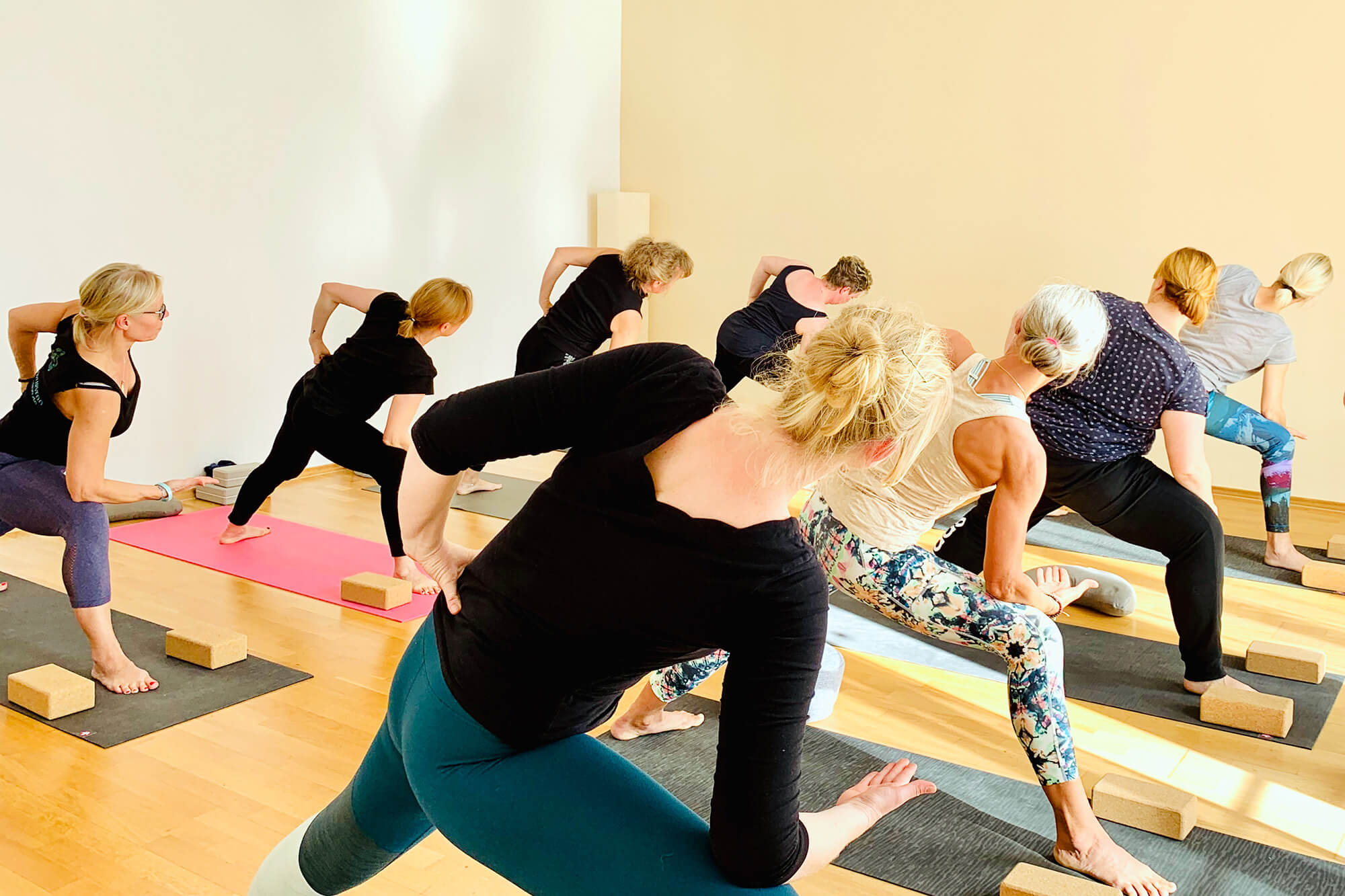 Patrick Bosecker Yoga Kurse