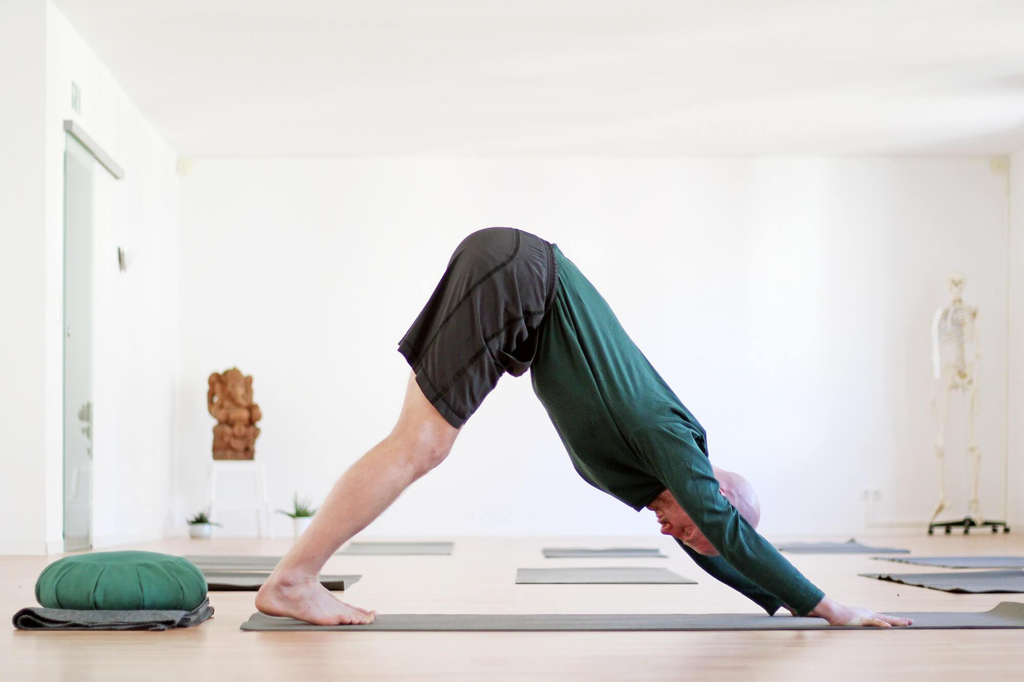 Yoga-Kurse Patrick Bosecker